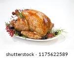 thanksgiving pepper roasted...   Shutterstock . vector #1175622589