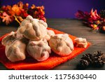 traditional mexican bread of... | Shutterstock . vector #1175630440