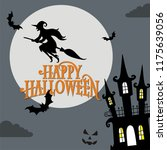 vector illustration of... | Shutterstock .eps vector #1175639056