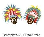 dinagyang iloilo vector | Shutterstock .eps vector #1175647966