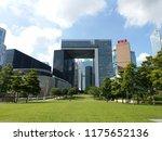 hong kong   september 10 2018 ...   Shutterstock . vector #1175652136