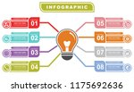 presentation business... | Shutterstock .eps vector #1175692636
