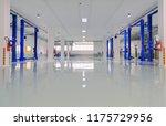 new car repair center. | Shutterstock . vector #1175729956