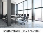 clean minimalistic boarding... | Shutterstock . vector #1175762983