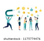 vector illustration of a big... | Shutterstock .eps vector #1175774476