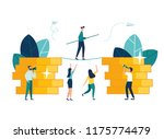 vector illustration  the... | Shutterstock .eps vector #1175774479