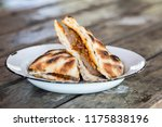 boerewors sandwich  south... | Shutterstock . vector #1175838196