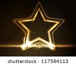 Overlying Semitransparent Stars ...