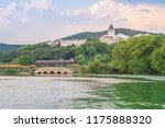 natural scenery and ancient...   Shutterstock . vector #1175888320