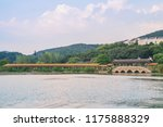 natural scenery and ancient...   Shutterstock . vector #1175888329