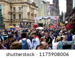 edinburgh  scotland   uk  ... | Shutterstock . vector #1175908006