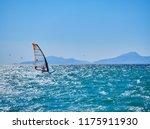 kos  greece   july 4  2018. a... | Shutterstock . vector #1175911930