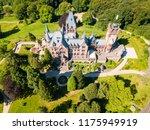 schloss drachenburg castle is a ...   Shutterstock . vector #1175949919