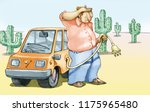 firm electric auto in the...   Shutterstock . vector #1175965480