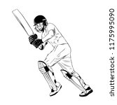vector engraved style... | Shutterstock .eps vector #1175995090
