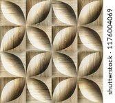 abstract decorative tiles... | Shutterstock . vector #1176004069