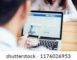 bangkok  thailand   september... | Shutterstock . vector #1176026953