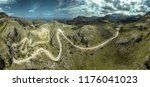 panorama  aerial view of the...   Shutterstock . vector #1176041023
