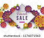 sale poster or banner for...   Shutterstock .eps vector #1176071563