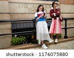 new york fashion week 2018 | Shutterstock . vector #1176075880