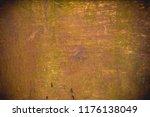 rust scrap plate rust in scrap...   Shutterstock . vector #1176138049