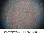 rust scrap plate rust in scrap...   Shutterstock . vector #1176138070