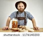 germany  bavaria  upper bavaria....   Shutterstock . vector #1176140203