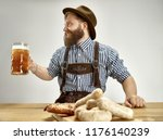 germany  bavaria  upper bavaria.... | Shutterstock . vector #1176140239