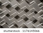 reworked photo of cellular wall ... | Shutterstock . vector #1176145066
