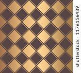 art deco pattern. seamless... | Shutterstock .eps vector #1176156439