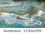gold marbling texture design.... | Shutterstock . vector #1176161590
