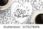 vector illustration of happy...   Shutterstock .eps vector #1176178696