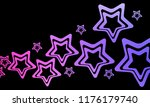minimal covers design. colorful ... | Shutterstock .eps vector #1176179740