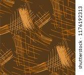 various pencil hatches.... | Shutterstock .eps vector #1176192313