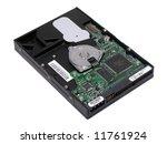 hard disk | Shutterstock . vector #11761924