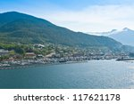 Distant Scenic View Of The...