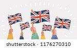vector cartoon illustration of... | Shutterstock .eps vector #1176270310