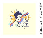 search for ideas  vector...   Shutterstock .eps vector #1176276409