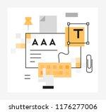 text editor  vector...