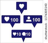 social media set notifications  ...