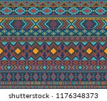 peruvian american indian... | Shutterstock .eps vector #1176348373