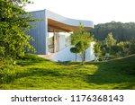 White Modern Stylish House Wit...
