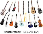 Different Music Instruments...