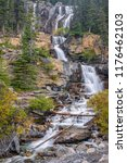 tangle creek waterfalls in... | Shutterstock . vector #1176462103