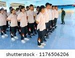 photo of thai teenage students... | Shutterstock . vector #1176506206