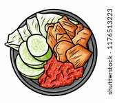 """funny and yummy """"empal goreng... 