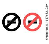 book ban  prohibition icon....