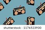 texture seamless pattern from... | Shutterstock .eps vector #1176523930