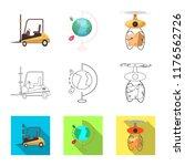 vector illustration of goods... | Shutterstock .eps vector #1176562726