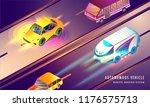 responsive web template design  ...   Shutterstock .eps vector #1176575713